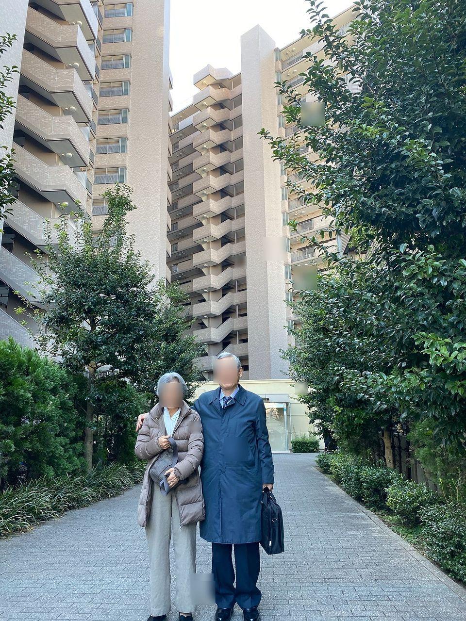 終活のために高級住宅地の戸建からマンション生活へ
