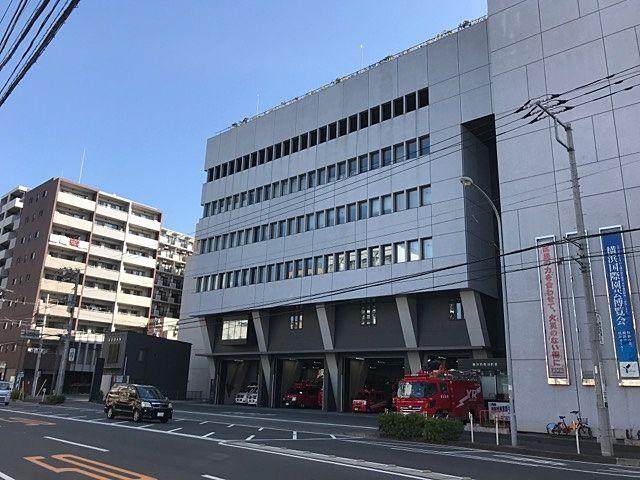 新しく生まれ変わった横浜市南区役所