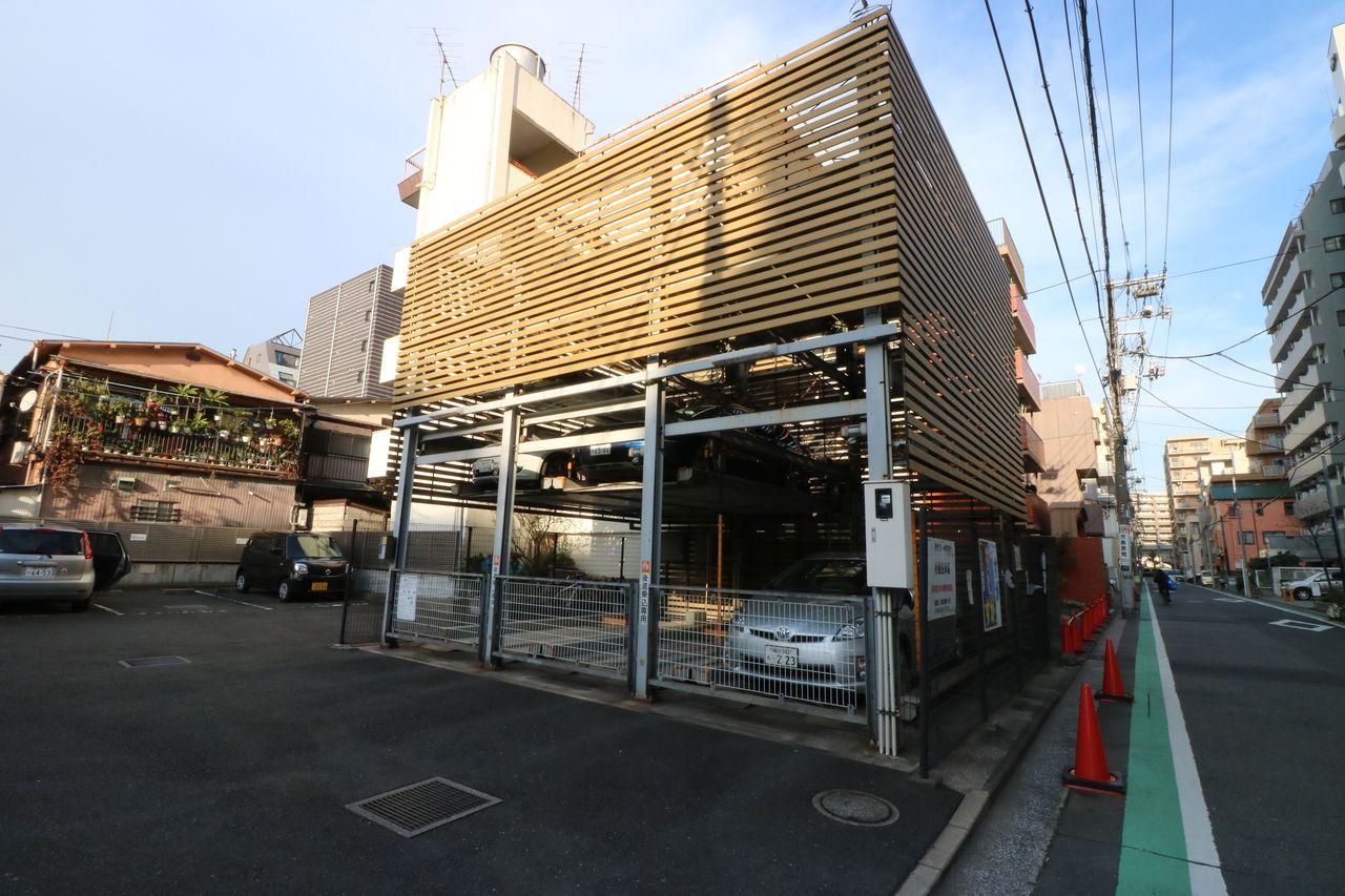 ブルーライン吉野町駅近くの南区二葉町駐車場募集してます!