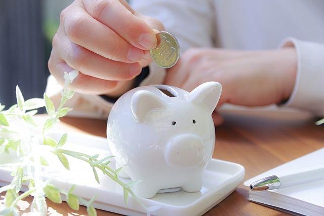 小銭や硬貨、預貯金の銀行手数料