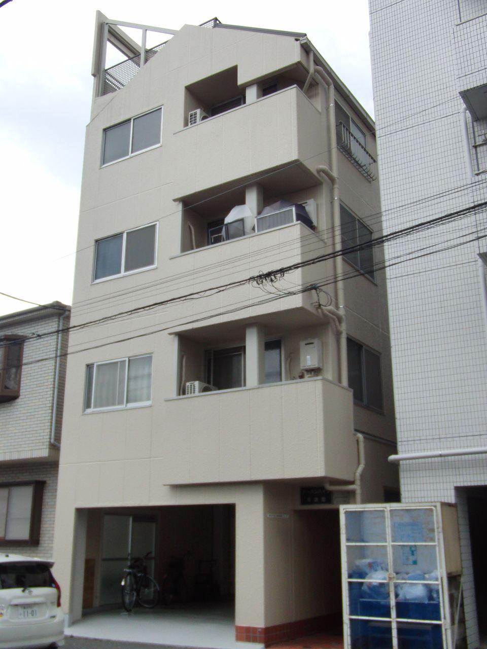 【成約済み】アーバンハイツ横浜西 301号 2Kタイプ