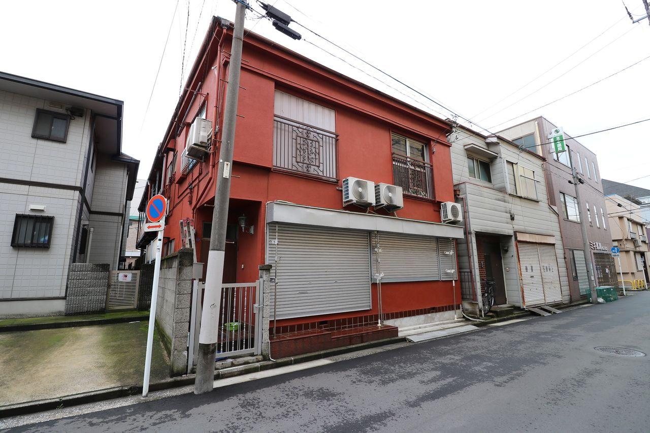 横浜コーポ 2K 55,000円