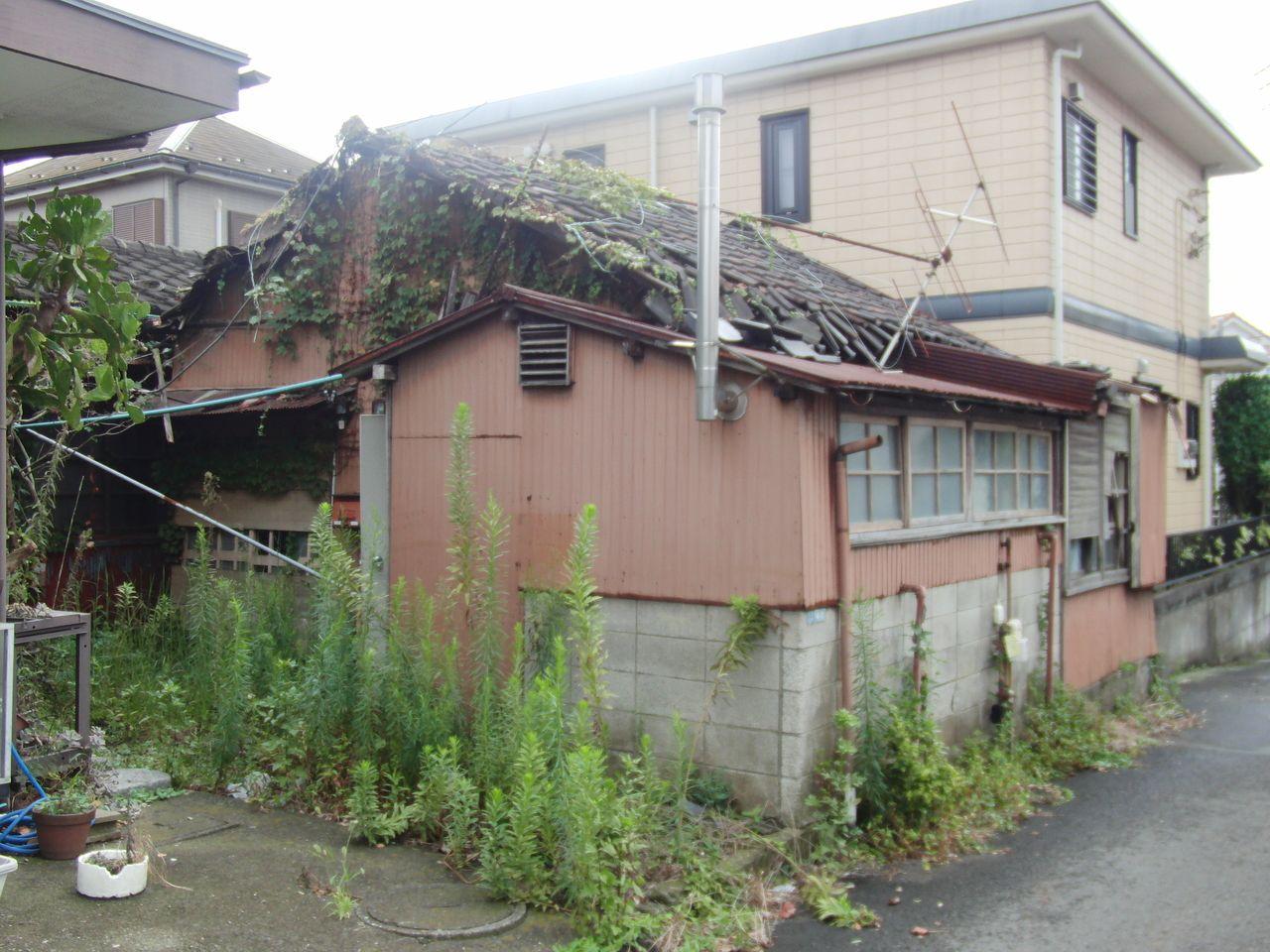 相続手続きをせずに空き家放置した家の売却