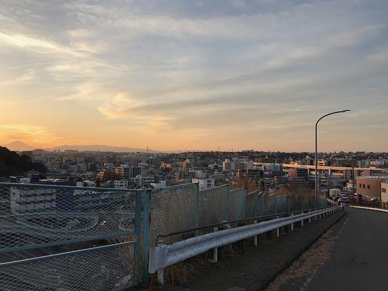 横浜市南区の街並み